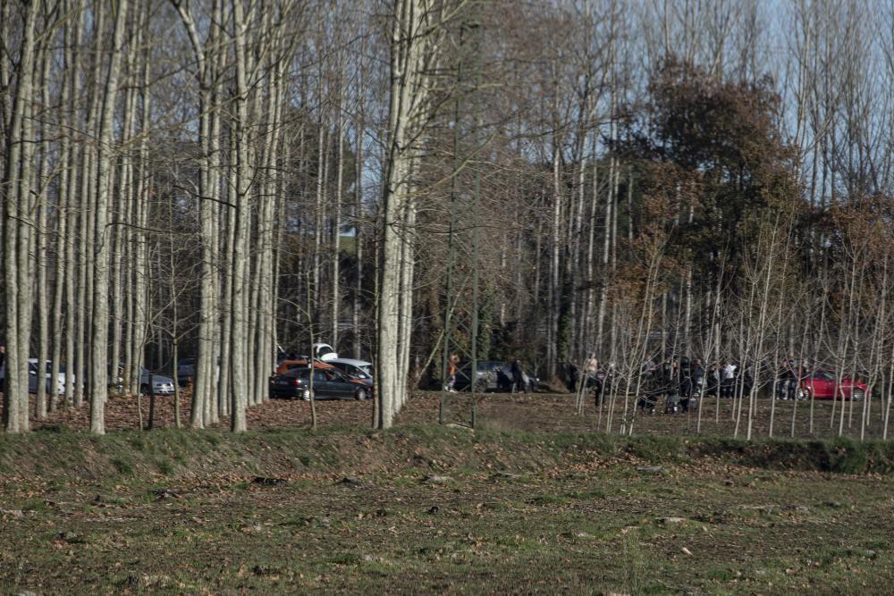 Troben mort el jove de Lloret desaparegut en una séquia de Sils