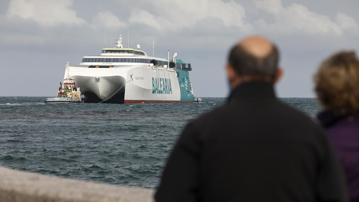 Así es el barco más ancho construido en la historia del astillero de El Natahoyo