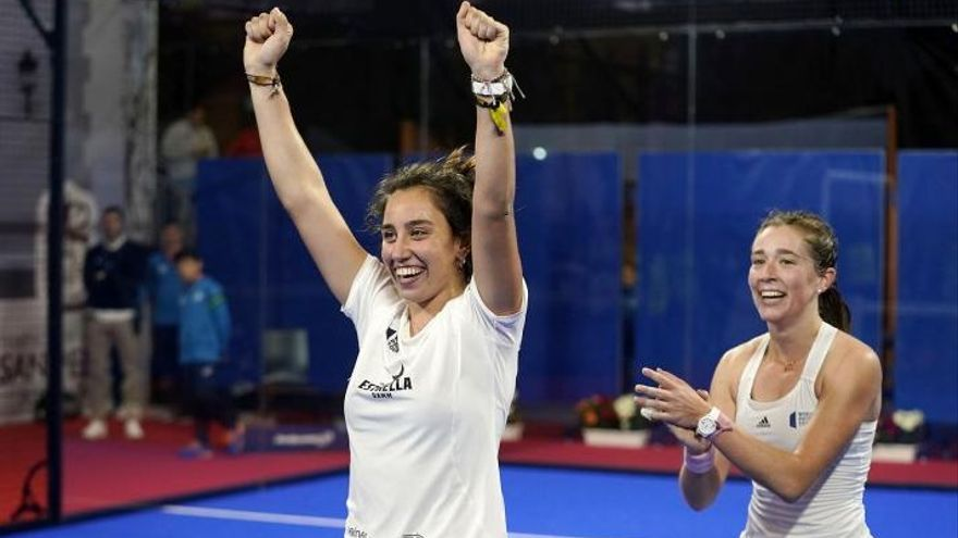 Bea Gonzalez cierra su pase a semifinales del World Padel Tour