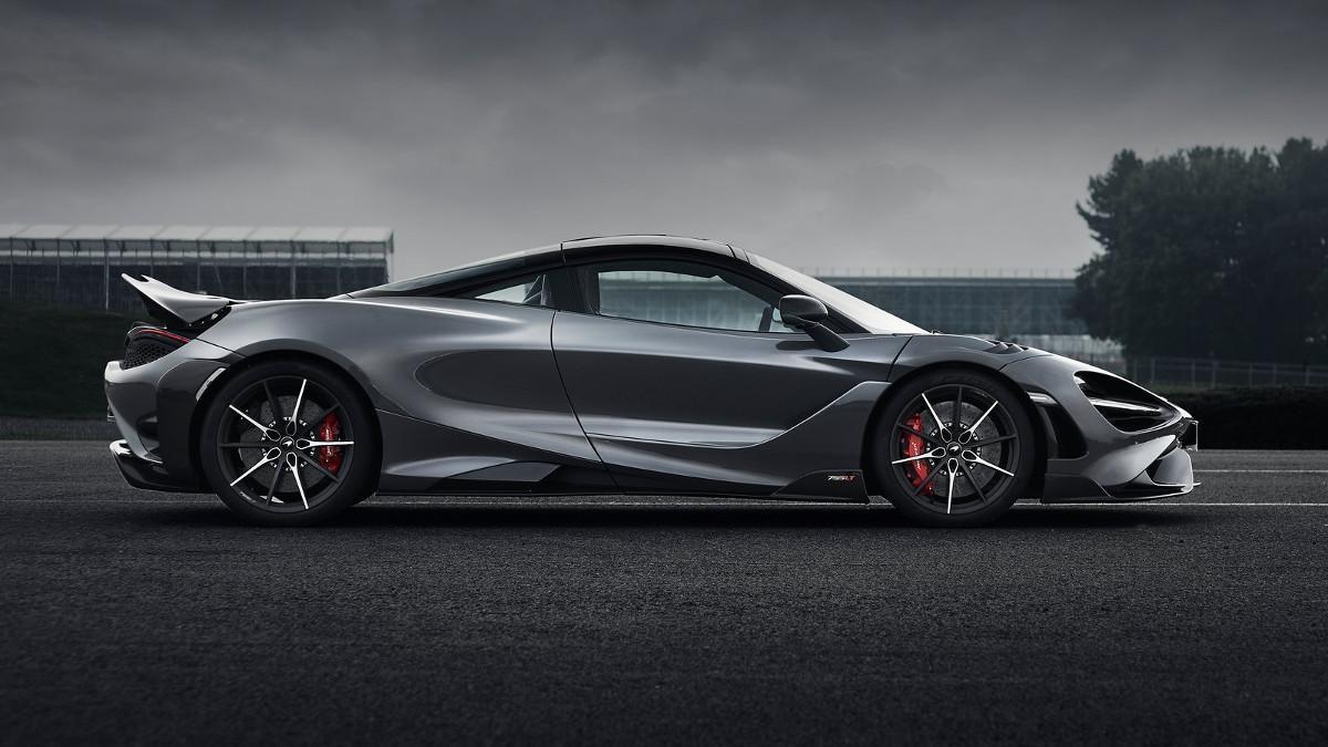 McLaren 765LT 2021: más de 140 fotos en una súper galería