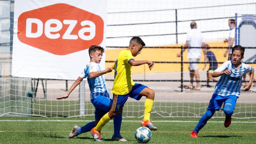 El fútbol base gana al covid por goleada en la Cajasur Cup