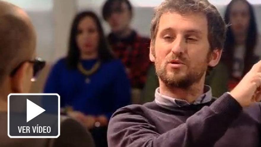 """Raúl Arévalo, de los Premios Goya: """"Dependen de los amigos que tengas"""""""