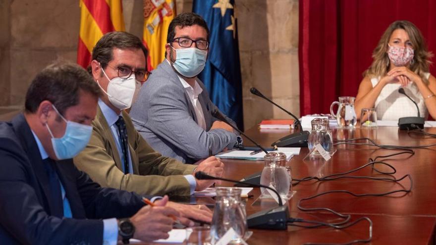 Las negociaciones de los ERTE encallan