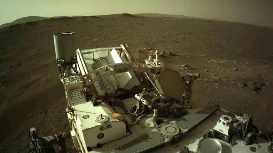 Les noves imatges de Mart