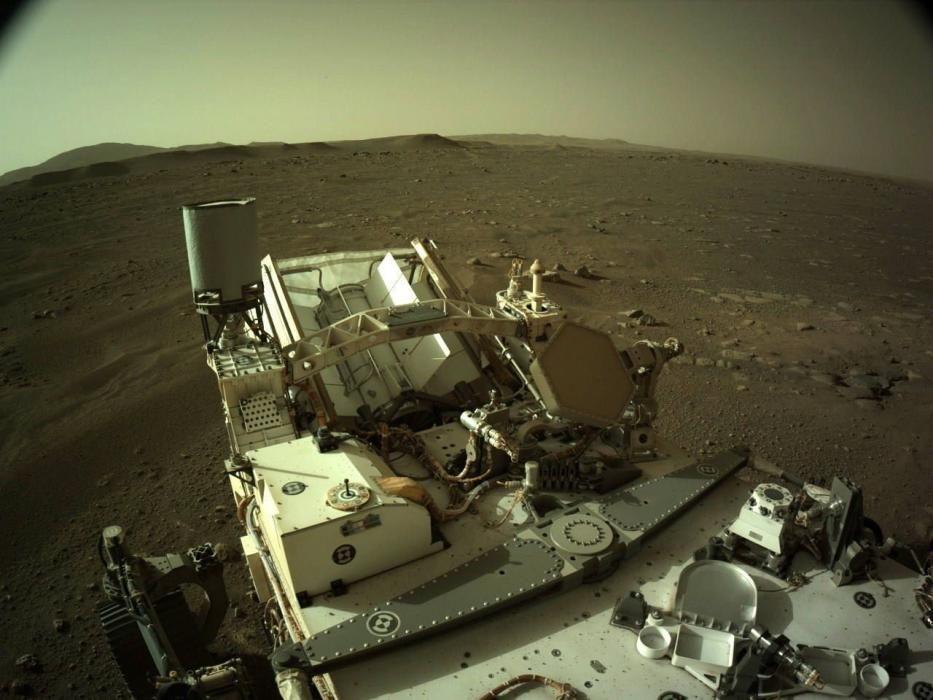Les noves imatges de Mart.