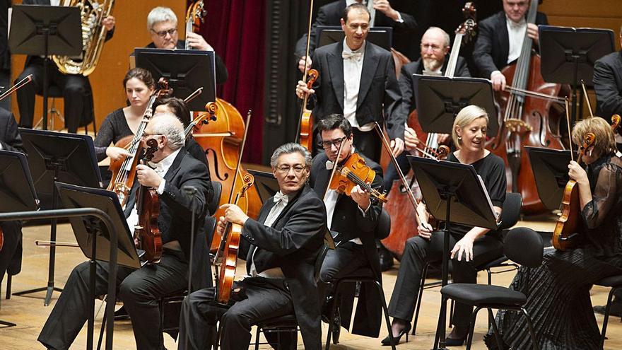 La Sinfónica recurre a un crédito de 900.000 euros para gastos por problemas de liquidez