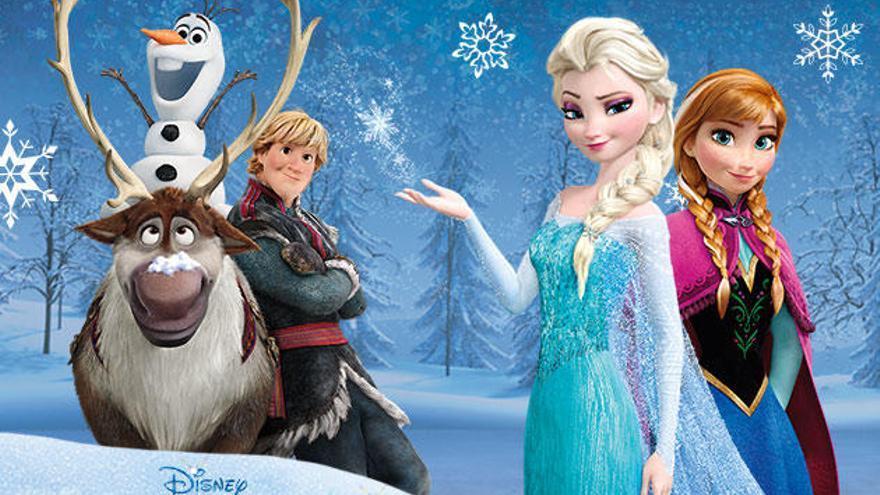 'Mucho más allá: así se hizo Frozen 2' llega el 26 de junio a Disney +