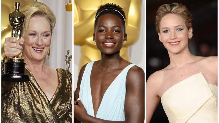 Oscar 2016: Una alfombra roja con las mujeres en pie de guerra