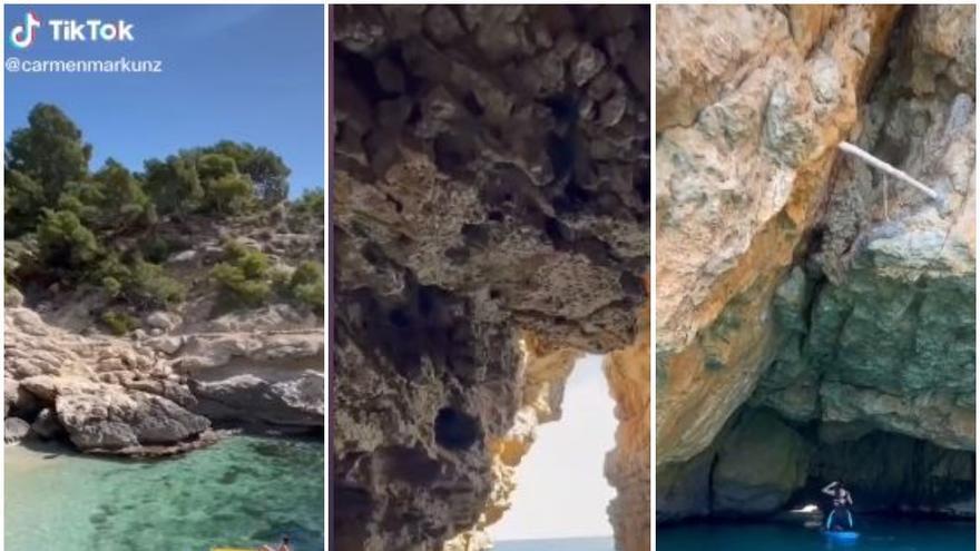 La cueva valenciana que triunfa en Tik-Tok
