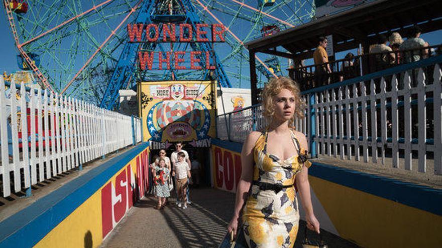 Woody Allen torna als cinemes amb 'Wonder Wheel' en català