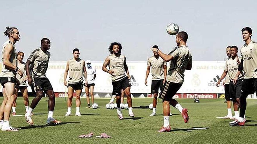 """Zidane: """"El Mallorca te puede molestar en cualquier momento"""""""