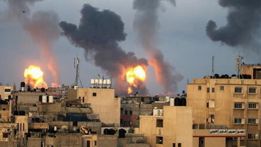 Els enfrontaments entre Israel i Palestina s'intensifiquen i l'enviat de l'ONU ja tem «una guerra a gran escala»