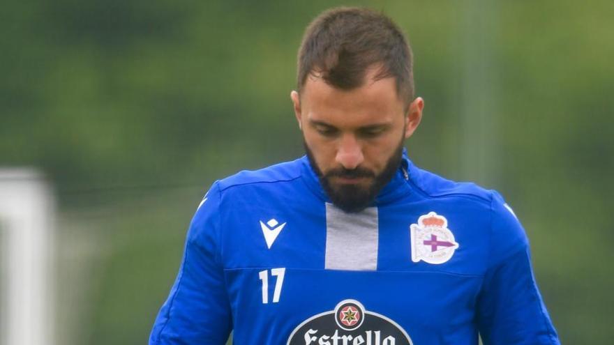Çolak y Juan Rodríguez se suman a la lista de jugadores del Dépor con problemas físicos