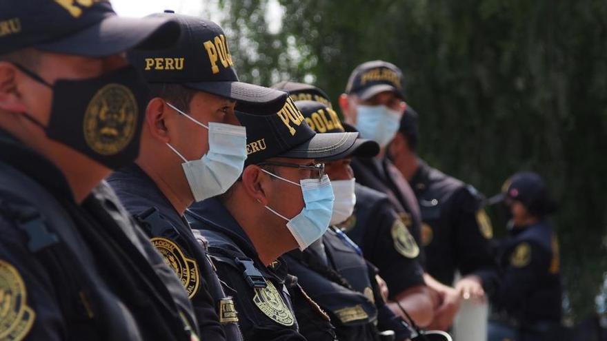 Perú arresta a 77 de los 94 supuestos miembros de Sendero Luminoso