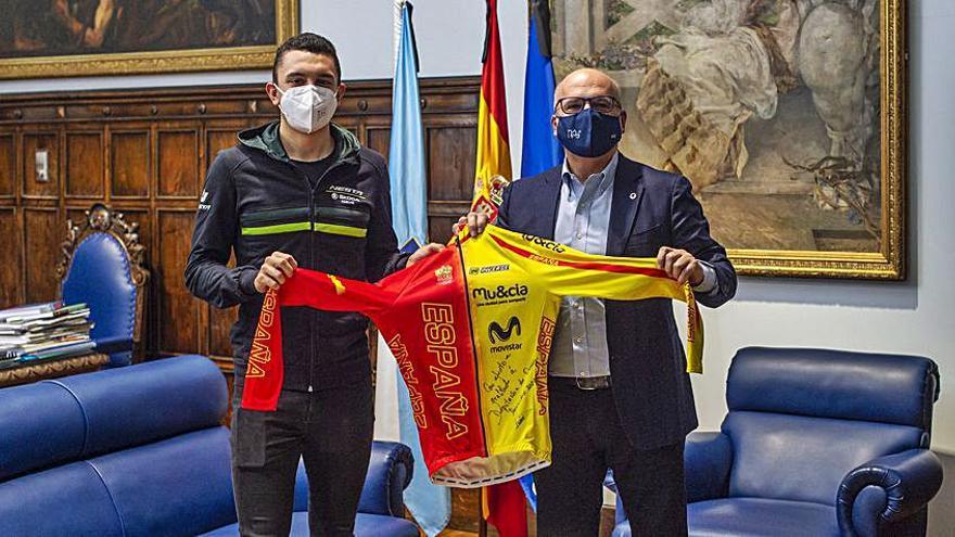 Ivan Feijóo, campeón de España sub-23 en ciclocross