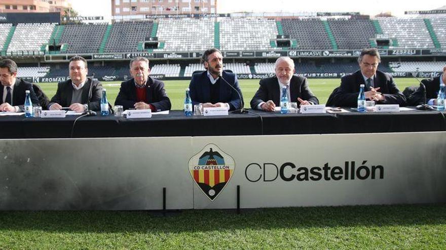 La singular próxima junta de accionistas del CD Castellón