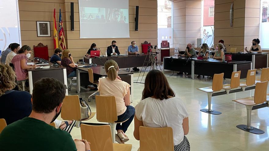 Alfafar solicita la delegación de competencias para el Pla Convivint
