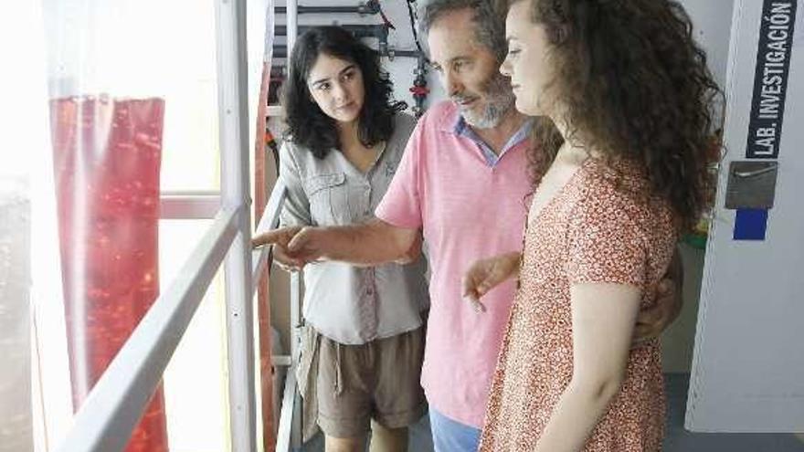 La isla de Toralla, plató del cine gallego