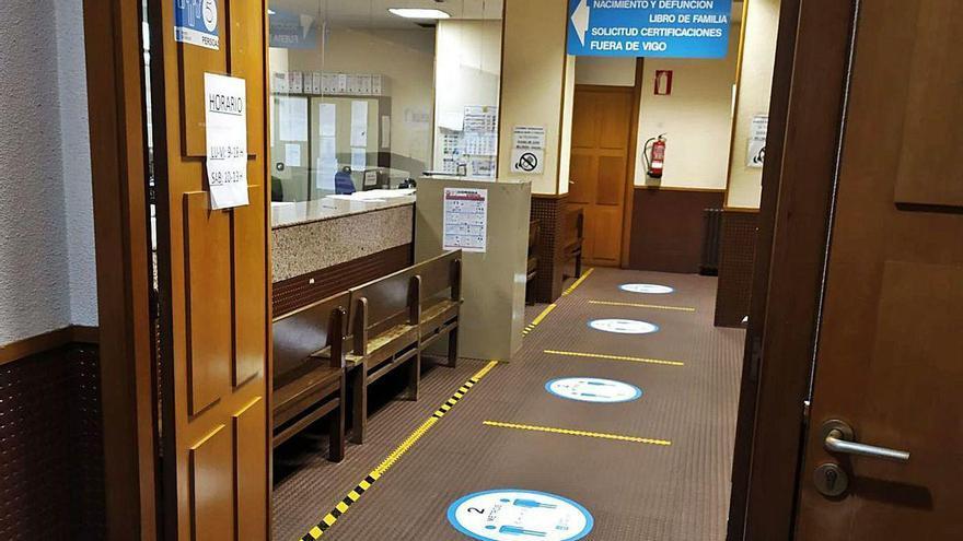 Blindaje anti-Covid del Registro Civil