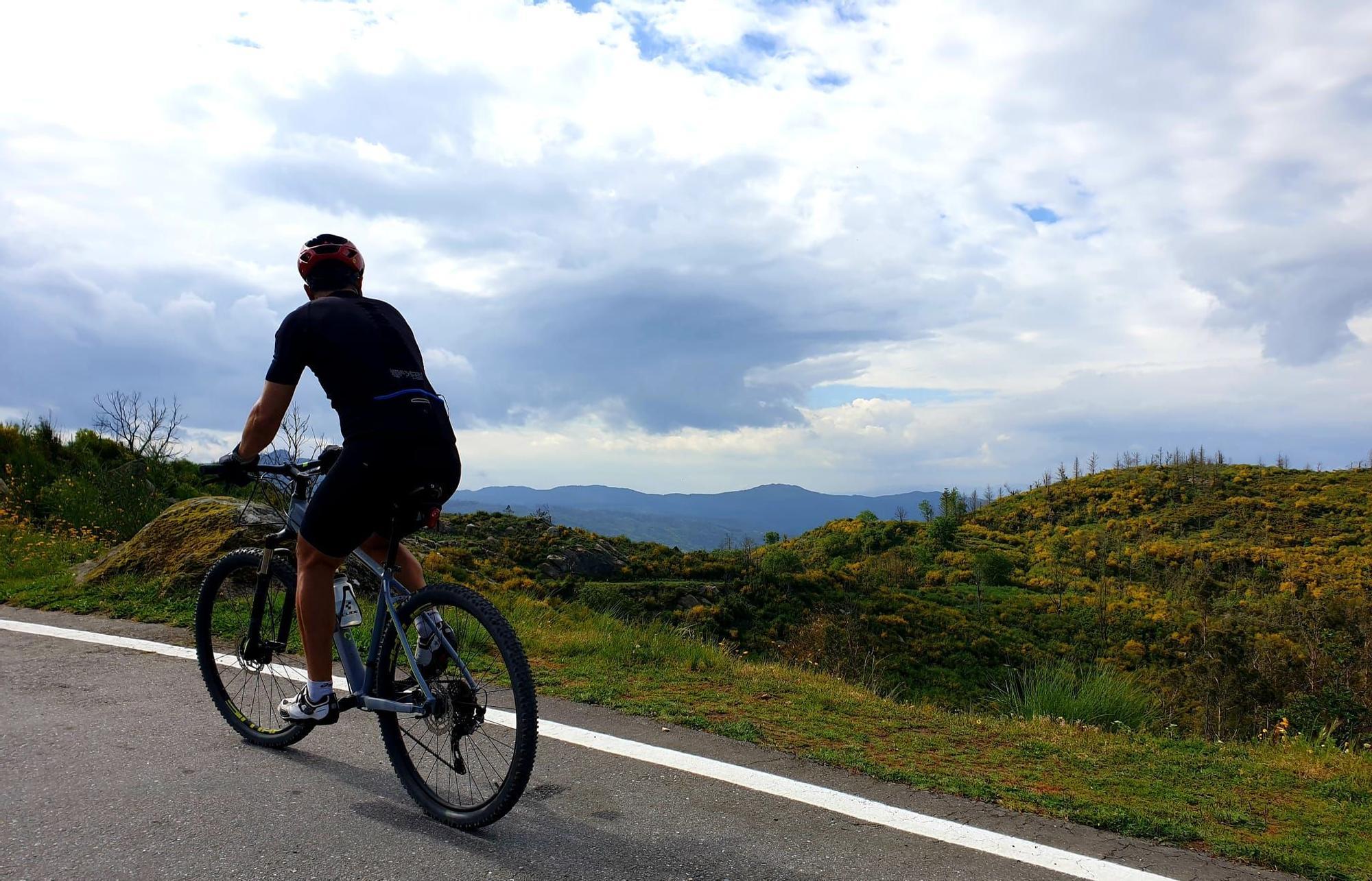 La primavera juega en Galicia en el último fin de semana de abril
