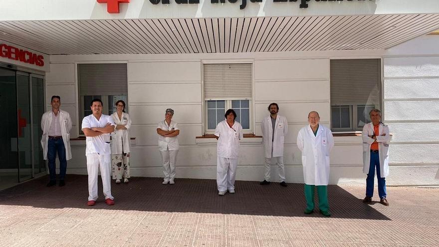 El Hospital Cruz Roja de Córdoba abre una Unidad de Enfermedad Tromboembólica