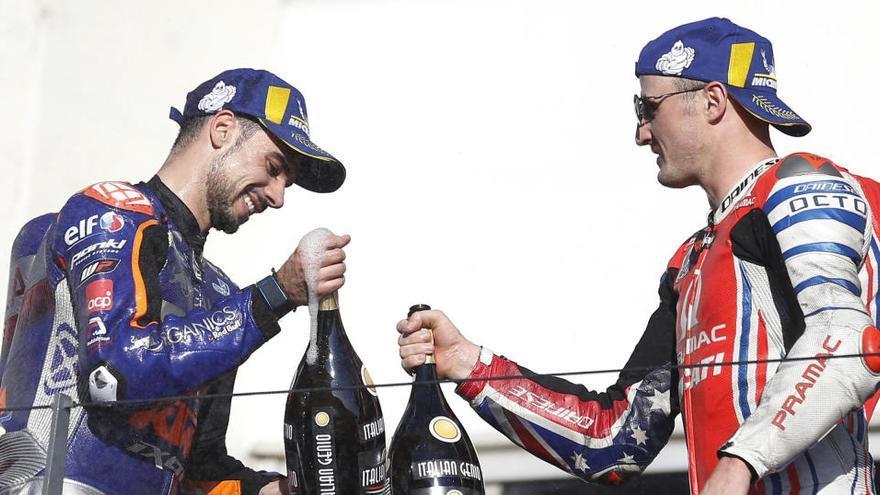 Resultado y clasificación del Gran Premio de Portugal de MotoGP