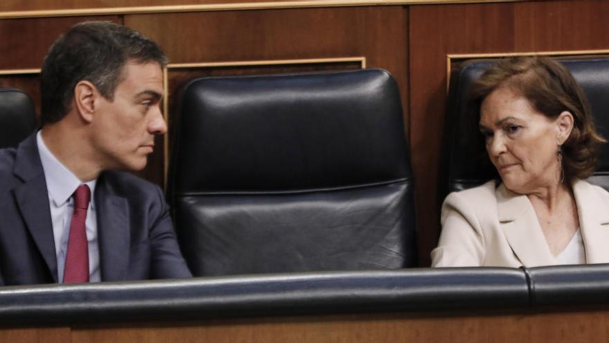 ERC, JxCat, CUP, EH Bildu i BNG demanen que Sánchez comparegui per explicar la «fugida» de Joan Carles I