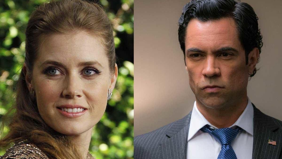 Amy Adams y Danny Pino.