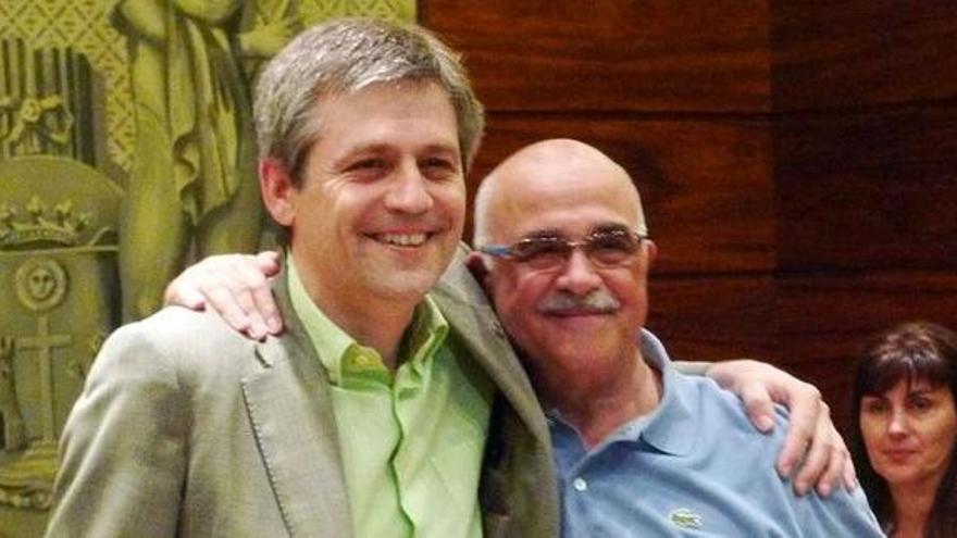 Mor l'exregidor Nofrarias, puntal dels governs de Jounou i Rodríguez a Solsona