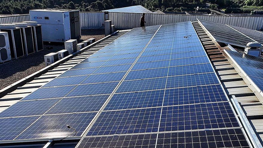 Las nuevas tarifas eléctricas disparan un 25% la demanda de energía solar en la industria