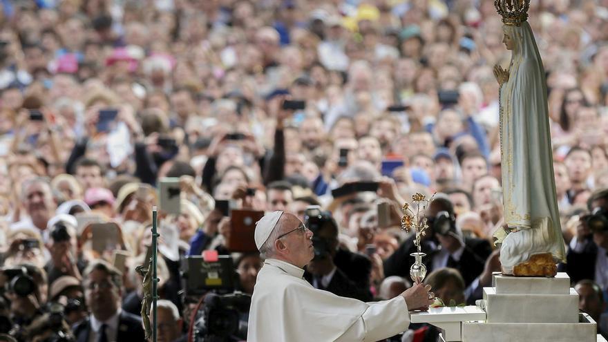 El Papa Francisco regresará a Fátima en 2023