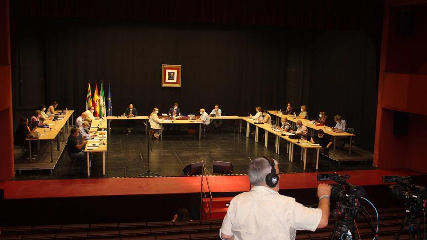 El Ayuntamiento de Cabra solicita un helicóptero para el Cedefo de Carcabuey