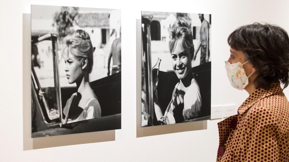 Exposición 'Brigitte Bardot, mito y clichés en Málaga' de La Térmica