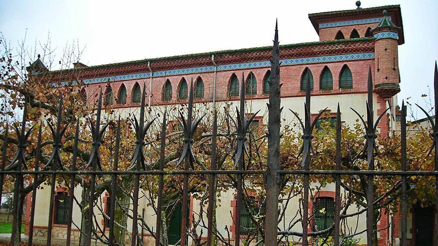 El Cortal Avinyó de Castelló d'Empúries, de la família Barraquer, es posa en venda