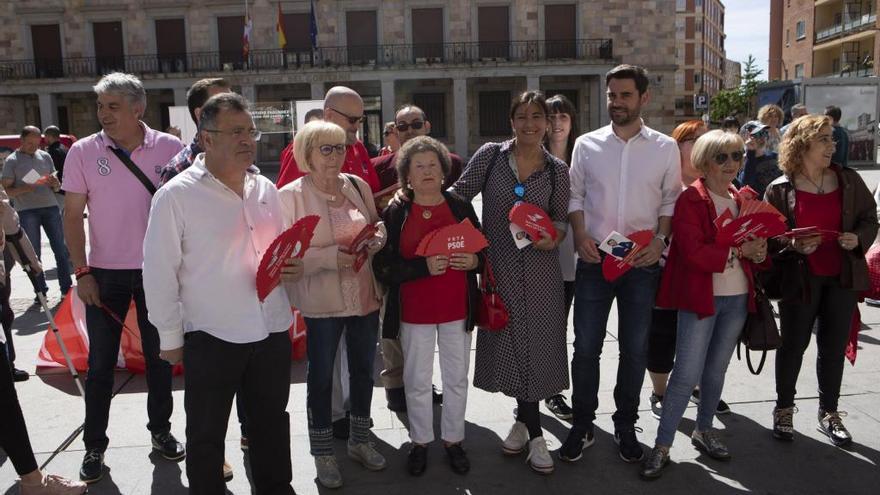 """Fagúndez: """"Si gobierna el PSOE, no habrá líos como el del Corpus"""""""