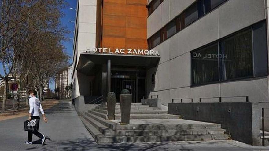 Los hoteles de Zamora piden, a la desesperada, rebajas fiscales para soportar la crisis