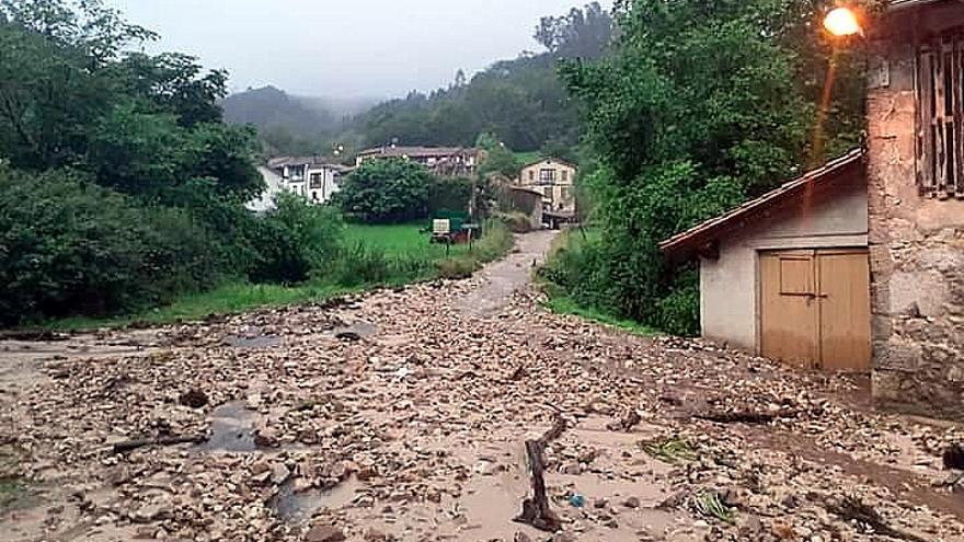 EN IMÁGENES: Estos son los daños ocasionados por el temporal en Llanes