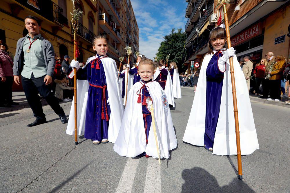 Semana Santa Marinera: Procesiones del Domingo de Ramos