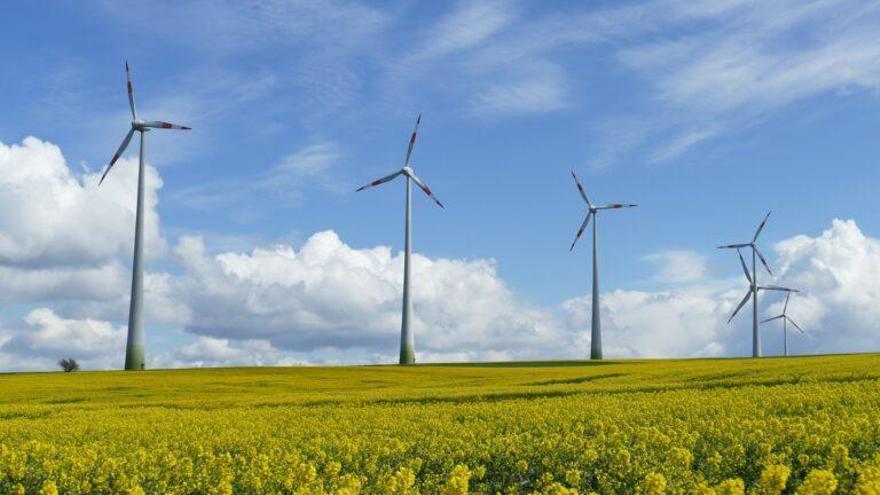 La energía eólica ahorró en España 210 millones de toneladas de CO2 en siete años