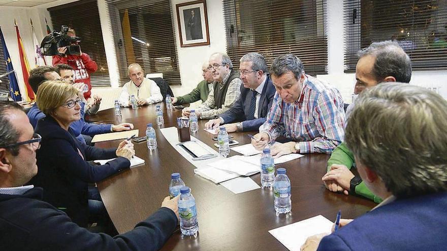 Zamora 10 propone un grado de sector lácteo en la USAL