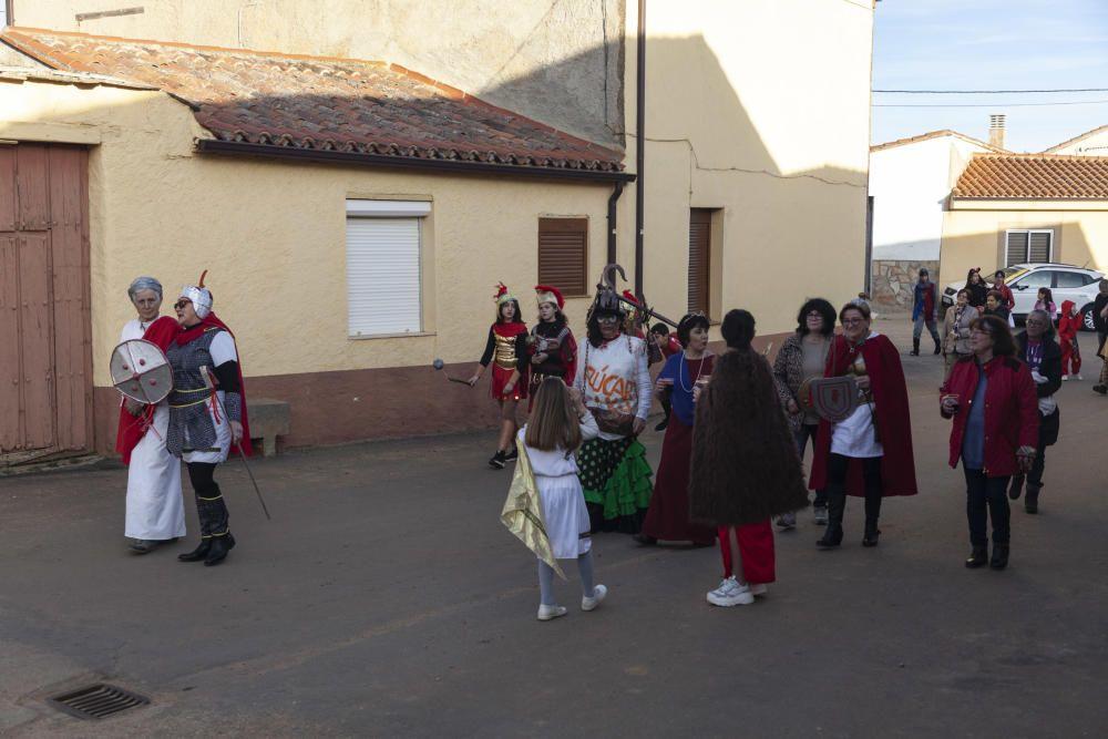 Antruejo en Manganeses de la Lampreana.
