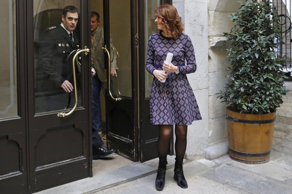 Joan Jou, nou intendent del la Policia Municipal de Girona