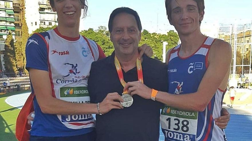 Plata para Elian Numa López en 800 metros
