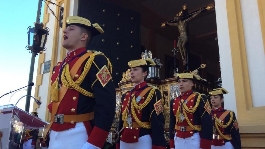 La Guardia Civil acompañará a la Virgen de los Dolores en la Magna del centenario