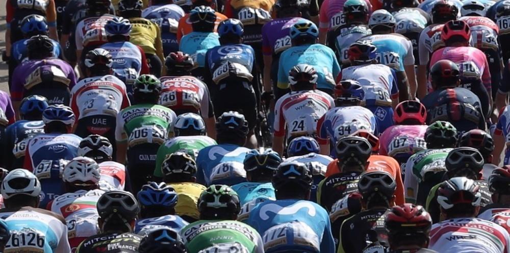 Las imágenes dela 5ª etapa de la vuelta a España