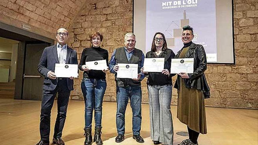 La Nit de l'Oli distingue a la Finca Sa Cadernera y Reis de Mallorca