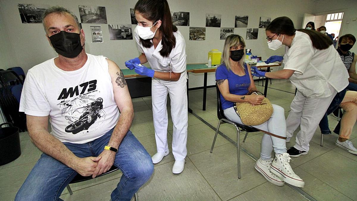 Blanes concentrarà la vacunació al local social Mas Enlaire | ICS GIRONA