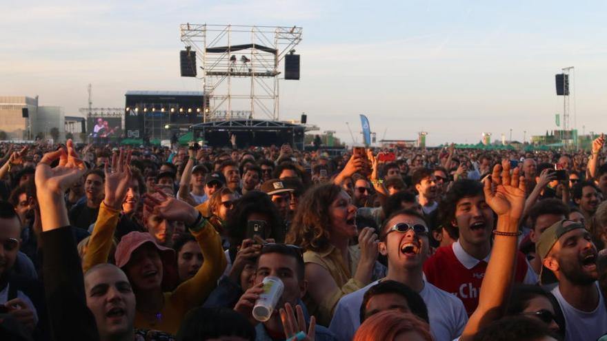 Testos ràpids i ampliar recintes: els festivals de música es conjuren per recuperar l'activitat