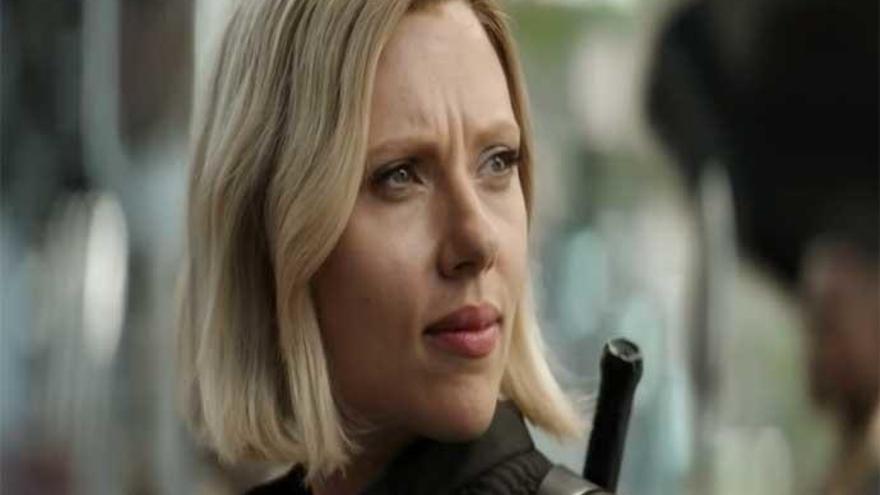 Este es el nuevo look de Viuda Negra en 'Vengadores 4'