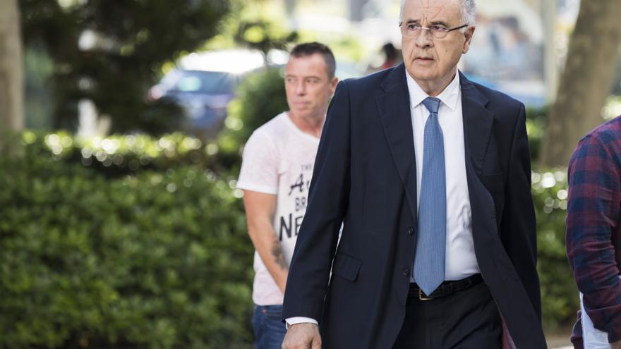 El exconseller Blasco será juzgado en marzo por otra pieza del caso Cooperación
